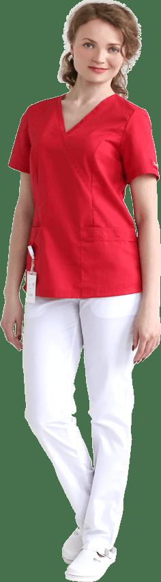 Блуза медицинская ЛУ26