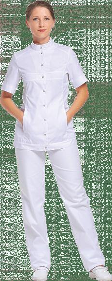 Блуза медицинская ЛУ25
