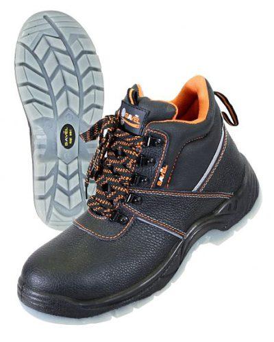 Ботинки кожаные «Европа», ПУ/ТПУ с подноском