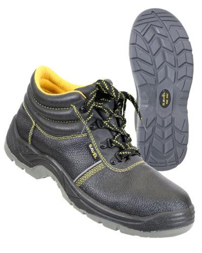 Ботинки рабочие мужские «Профи», ПУ