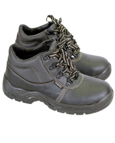 Ботинки летние кожаные «FootWear», ПУ