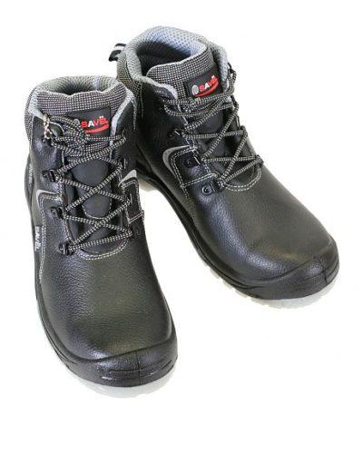Ботинки кожаные рабочие «Protection», ПУ/ТПУ