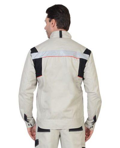 Куртка рабочая летняя мужская «Люкс»