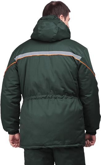 Куртка мужская зимняя рабочая 930
