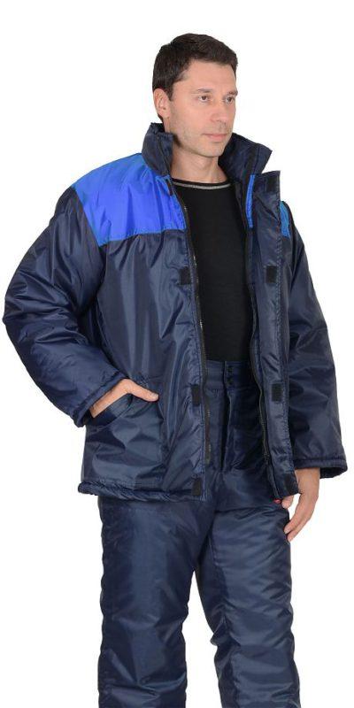Куртка мужская зимняя рабочая 932