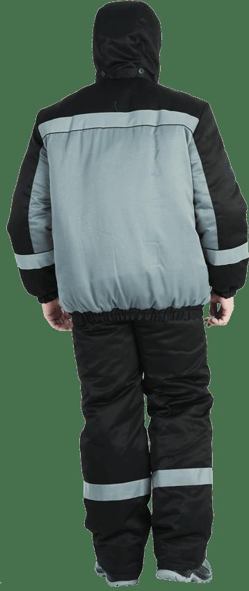 Костюм мужской «Байкал» зимний с полукомбинезоном