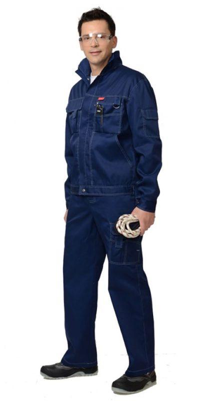 Костюм рабочий летний мужской с брюками «Практик»