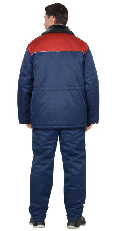 Куртка рабочая зимняя мужская 104161