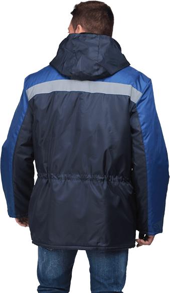 Куртка мужская зимняя «Бригадир оксфорд»