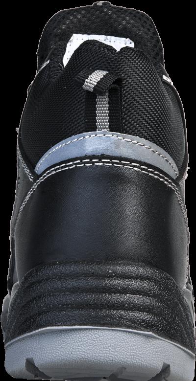 Ботинки кожаные летние «Кайман», ПУ/Нитрил