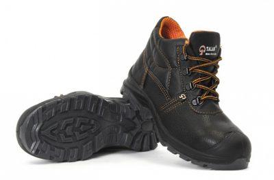 Ботинки кожаные «Форвард», ПУ/ТПУ летние