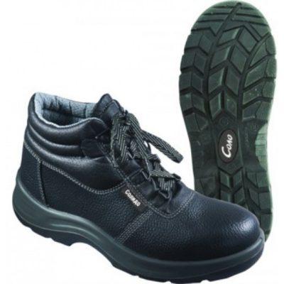 Ботинки кожаные «Солидо», ПУ/ТПУ