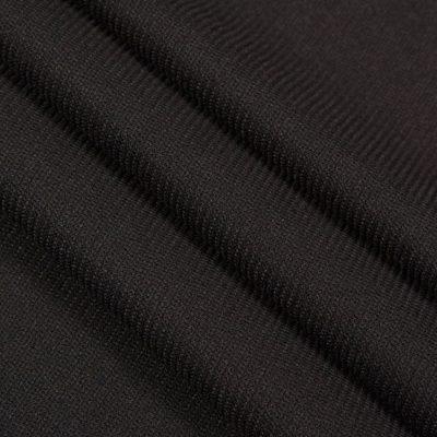 Диагональ гладкокрашенная черная