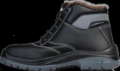 Ботинки кожаные рабочие «Мастер», ПУ+МП