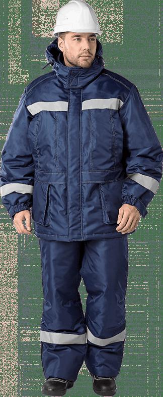 Костюм зимний мужской «Петролеум»