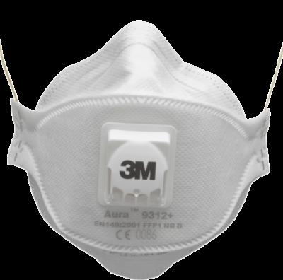 Респиратор 3М™ 9312 FFP1 NR D, с клапаном выдоха