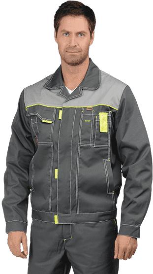 Куртка рабочая летняя мужская «Турбо»