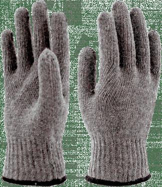 Перчатки полушерстяные ЗИМА