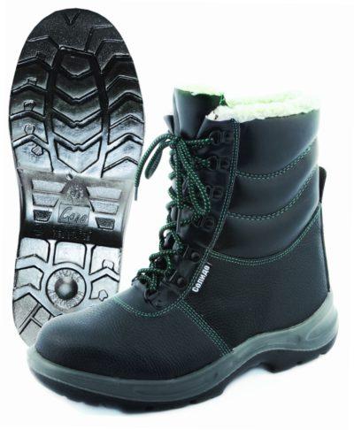 Ботинки-берцы зимние рабочие «Тайга»