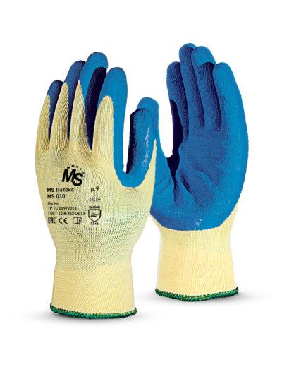 Перчатки защитные MS Латекс