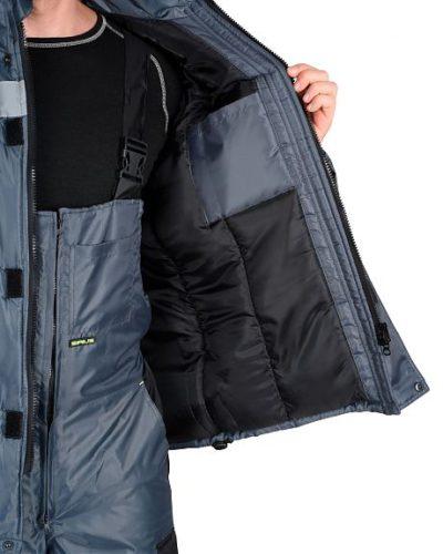 Куртка мужская зимняя рабочая «Спринтер»