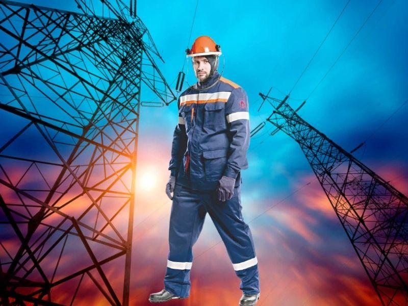 спецодежда для электриков