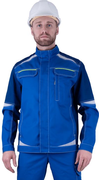 Куртка рабочая летняя мужская «Турбо люкс»