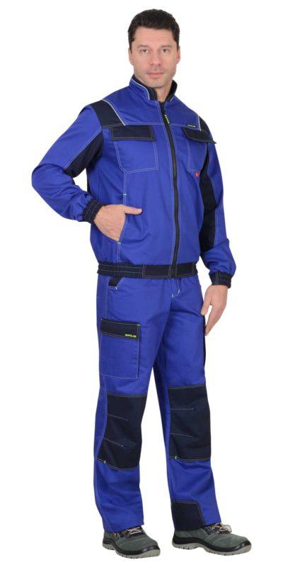 Куртка рабочая летняя мужская «Карат»