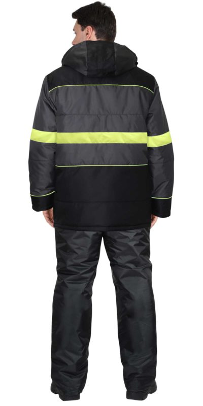 Куртка зимняя мужская «Норд ДВ»
